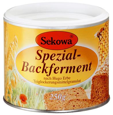 Sekowa® Spezial-Backferment