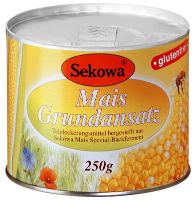 Sekowa® Mais-Grundansatz glutenfrei